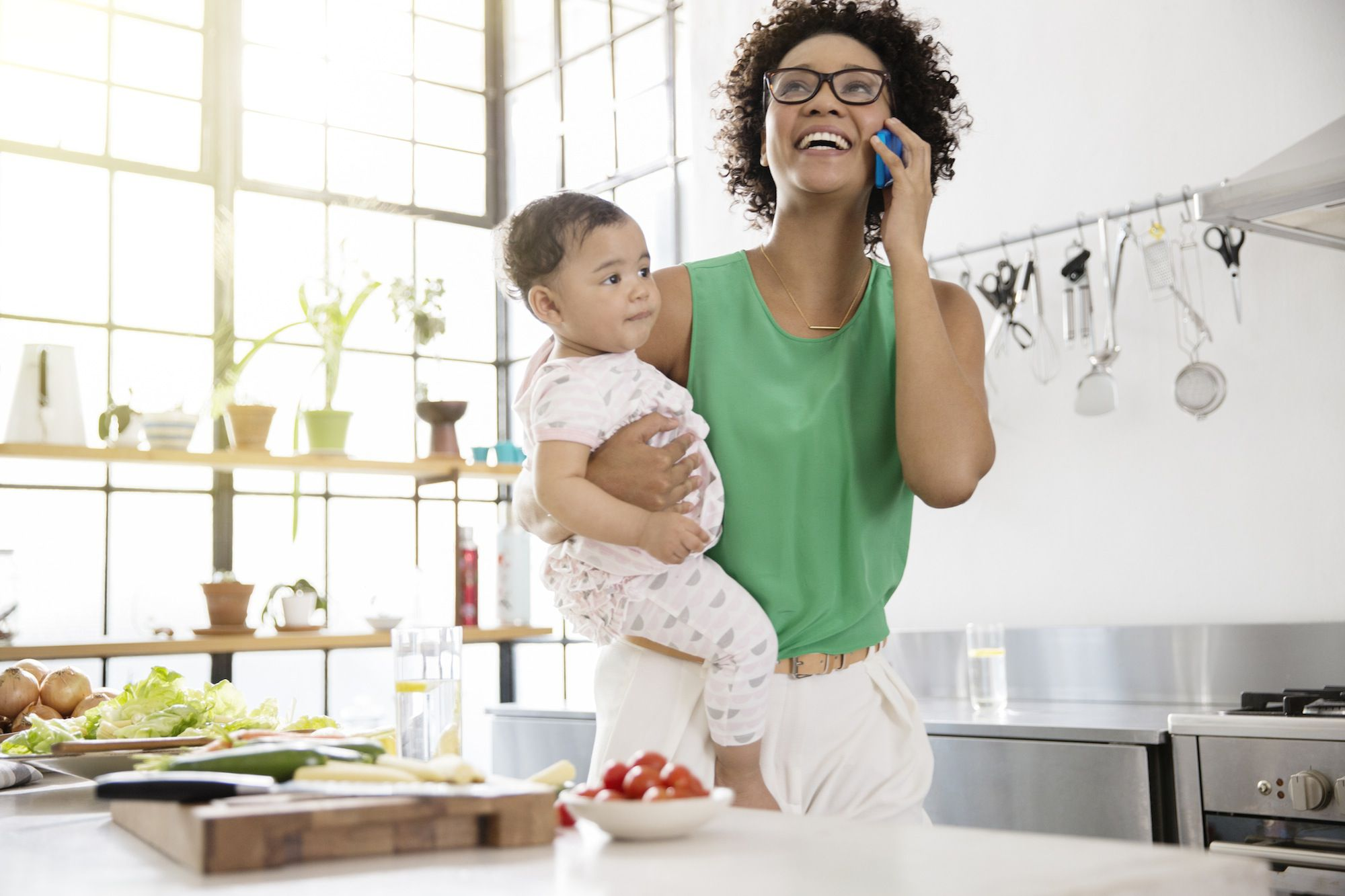 the challenges of a single working mother