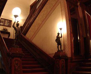Interior del Teatro Fernando Calderón