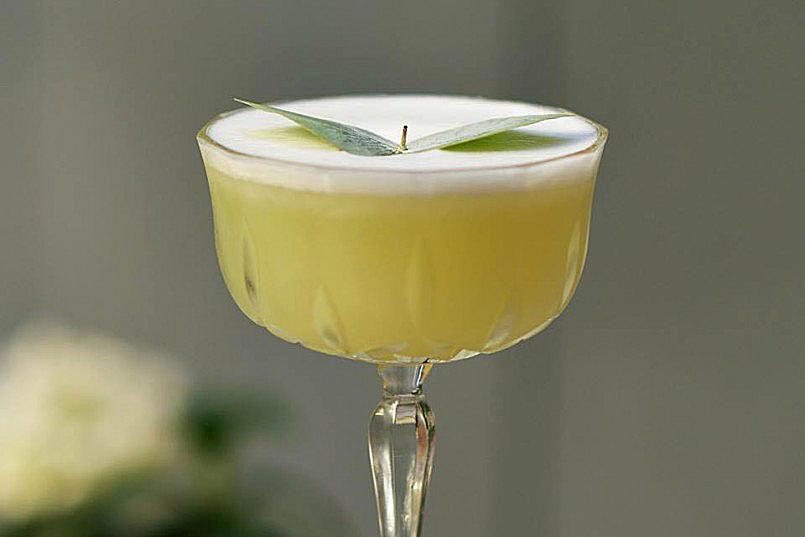 Humberto Marques' Eucalyptus Martini