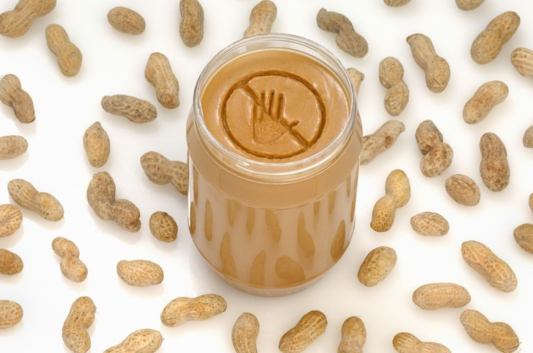peanut butter allergy