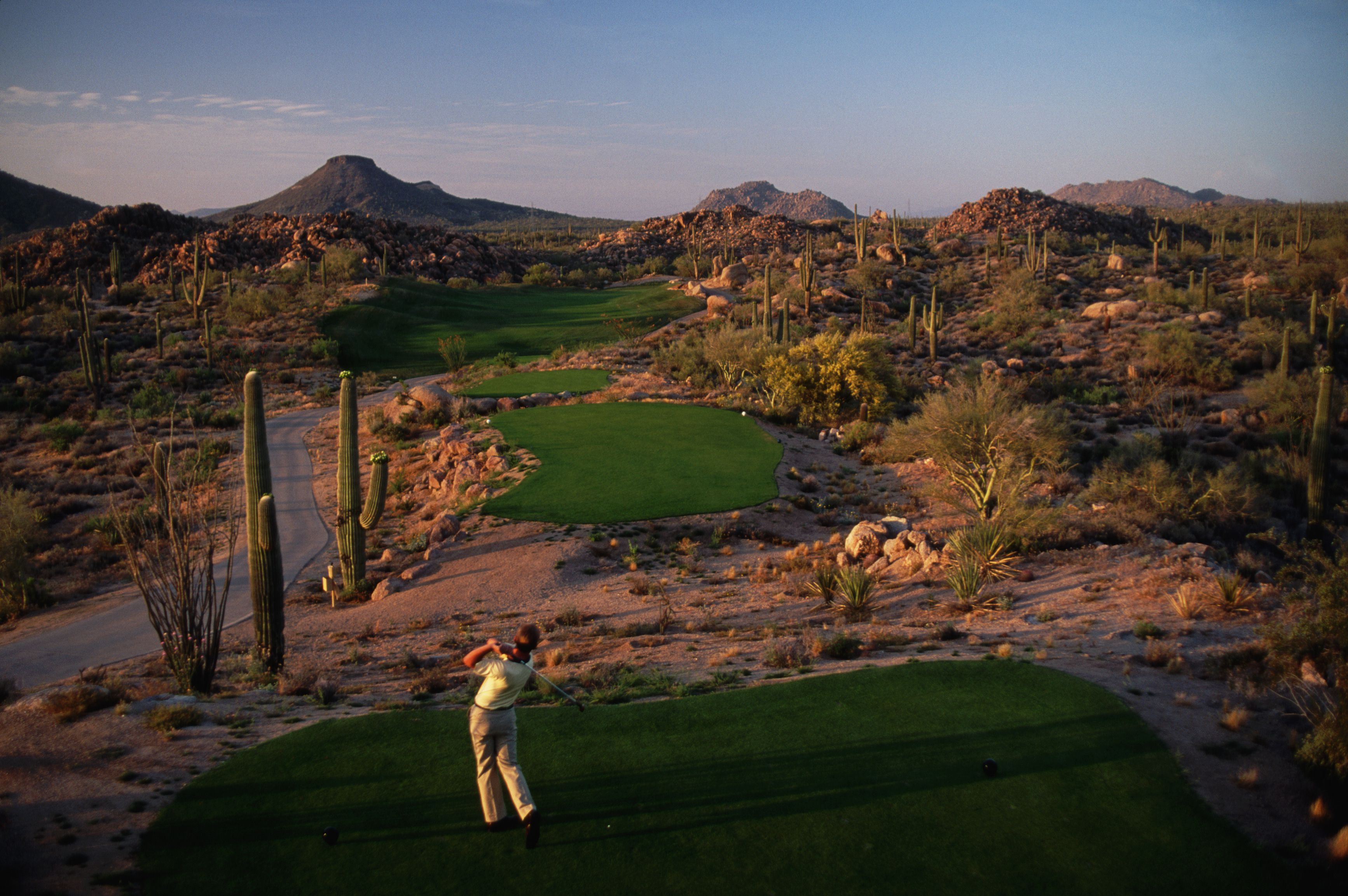 Top 10 Public Golf Courses In Arizona
