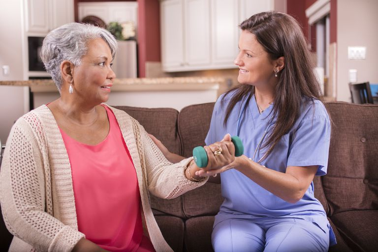 Helping Someone Adjust to a Nursing Home