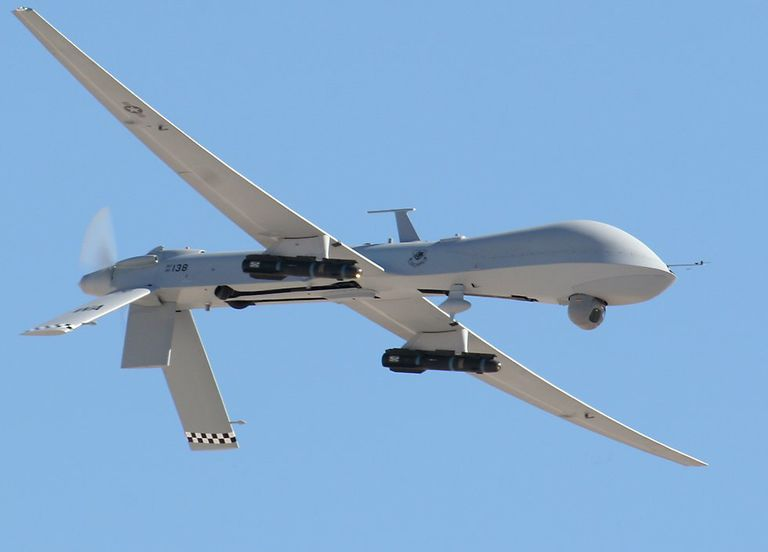 Military And Civilian Drone Use UAVUAS