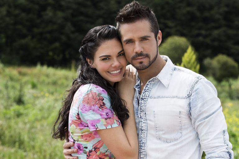 Livia Britto and Jose Ron