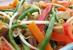 Tofu Vegetable Stir-Fry