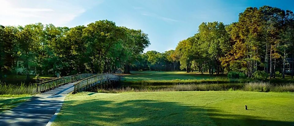 Hole 4, Robber's Row, Port Royal, Heritage Golf Collection