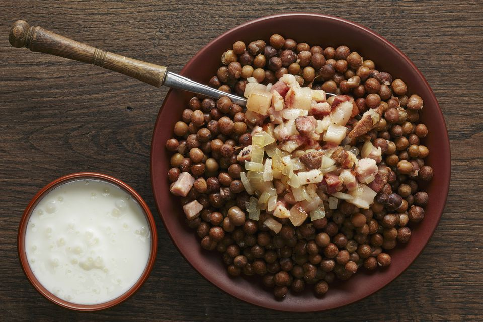 8 foods to try in riga latvian cuisine grey peas and bacon latvias national dish zemgalietis maris ltdgetty images forumfinder Image collections
