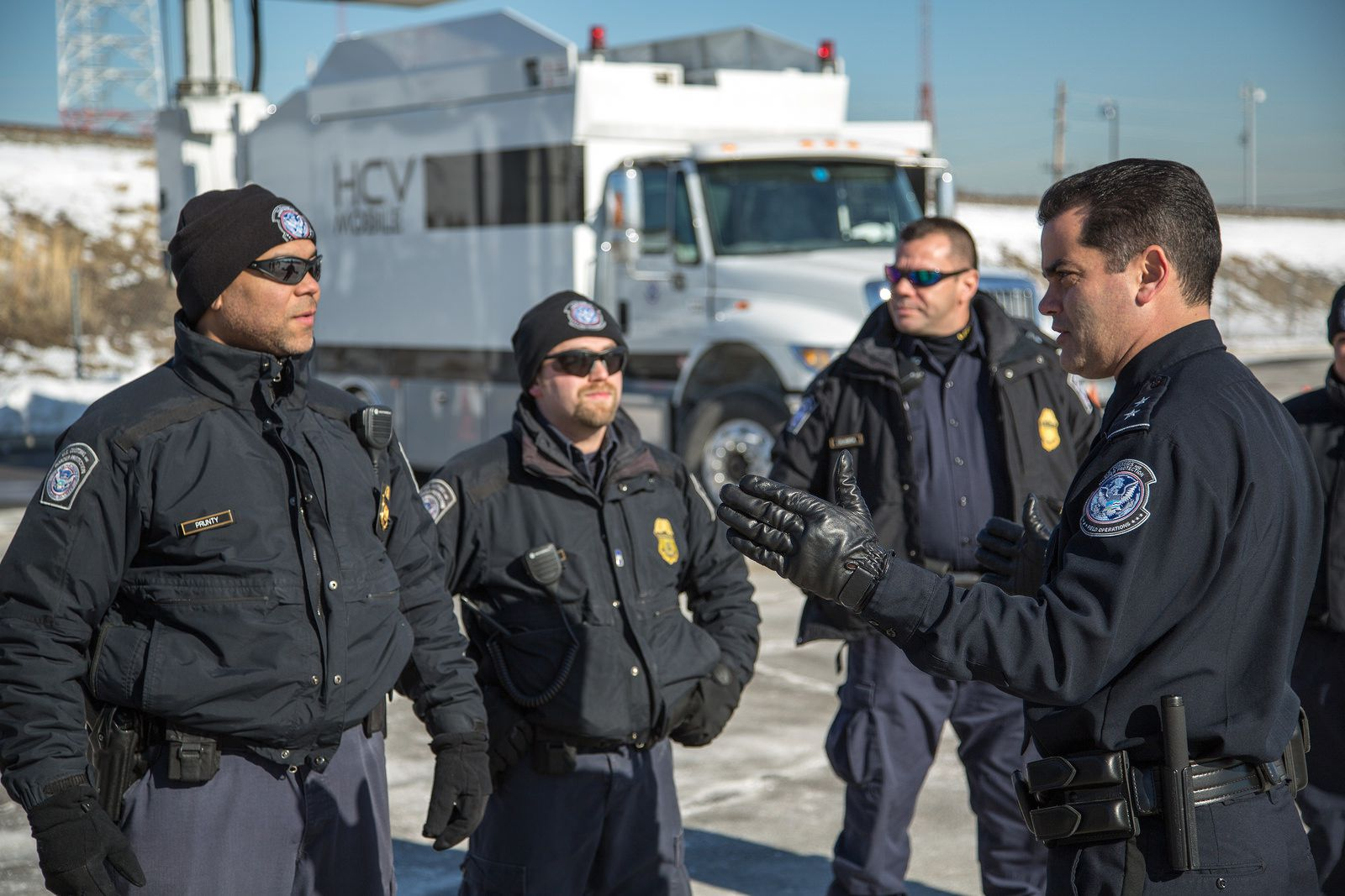 Customs And Border Protection Officer Job Information