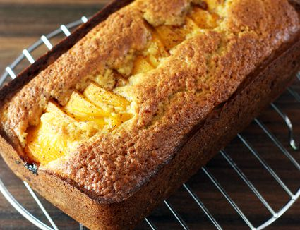 Favorite banana nut bread recipe peach bread recipe with cobbler flavors forumfinder Choice Image