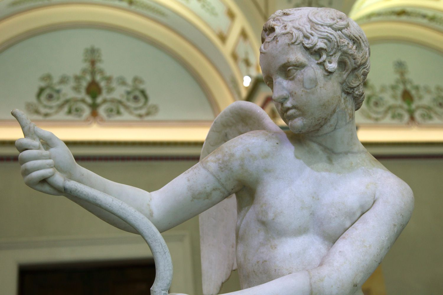 eros greek god of love and passion