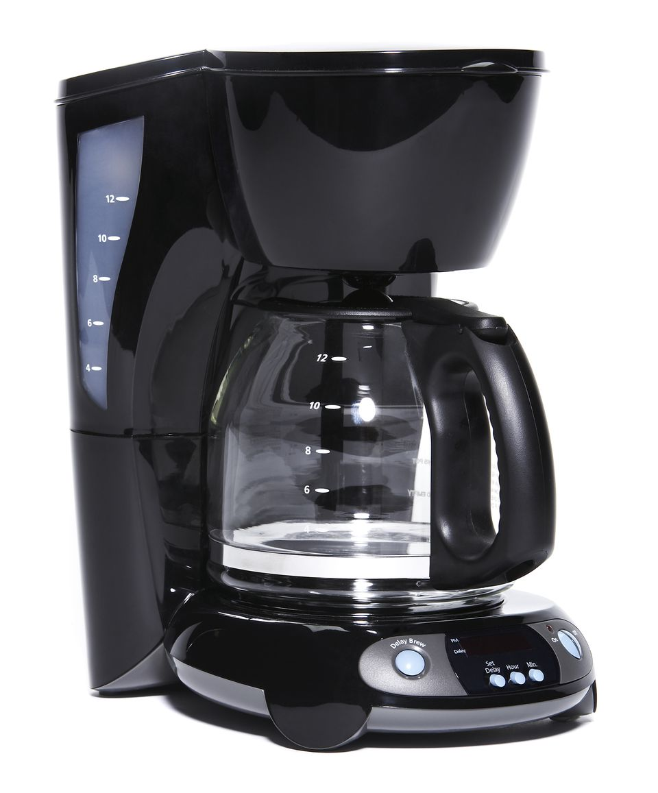 Learn how to clean a coffee maker.