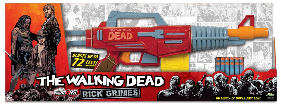 The Walking Dead M16 from Buzz Bee