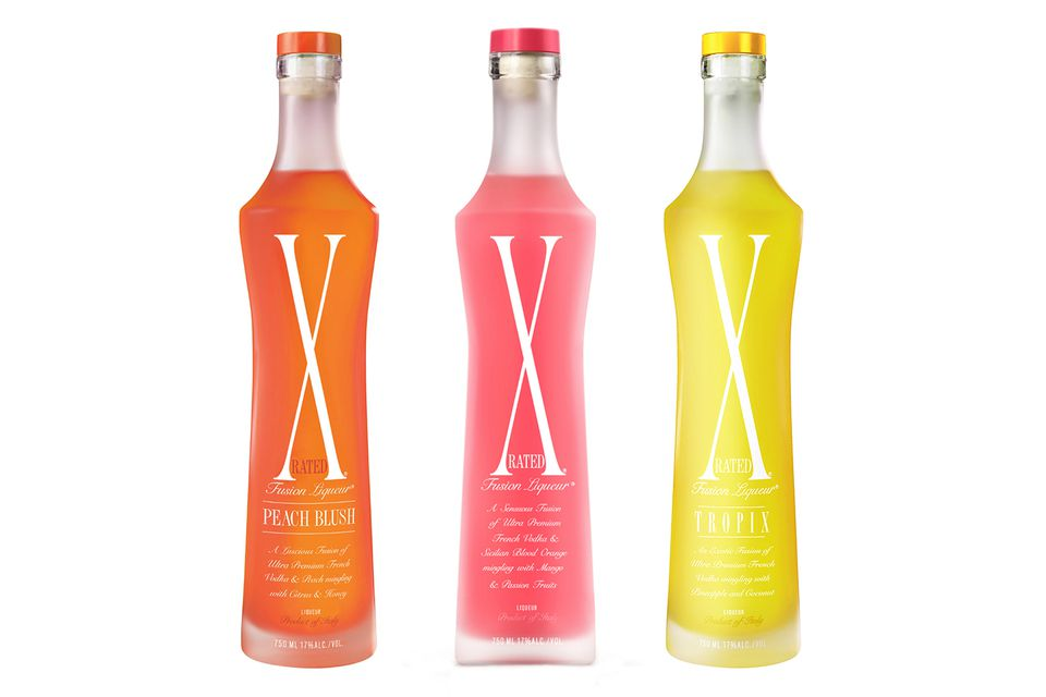 X-Rated Fusion Liqueurs