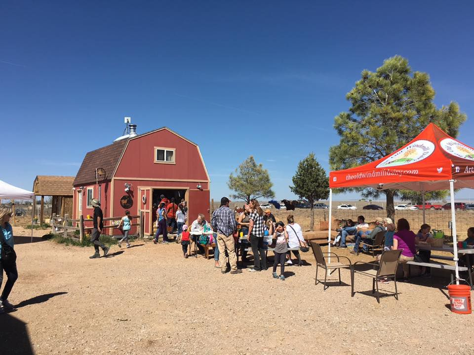 Old Windmill Dairy Event