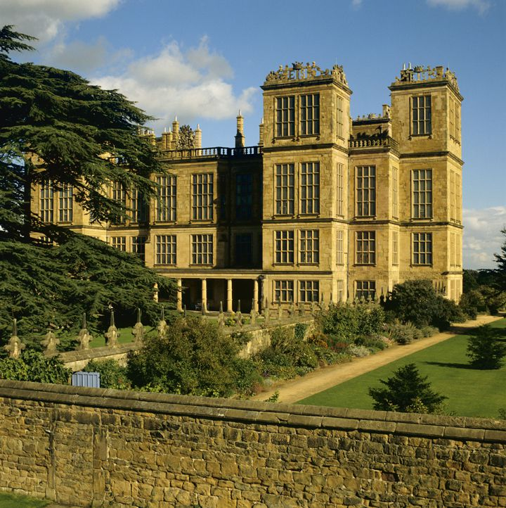 View of Hardwick Hall