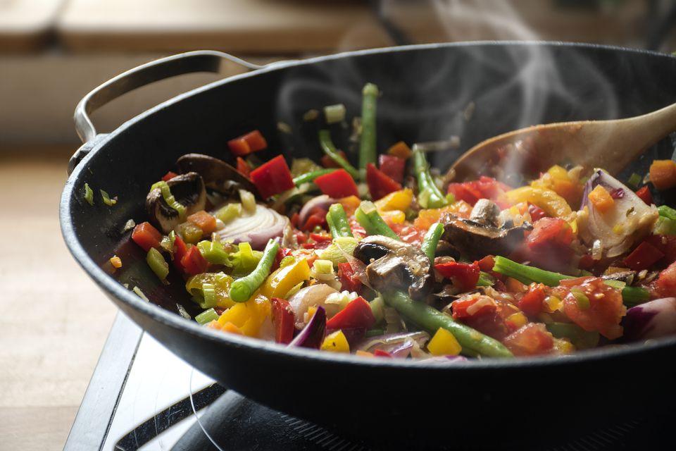 Vietnamese stir-fried vegetables