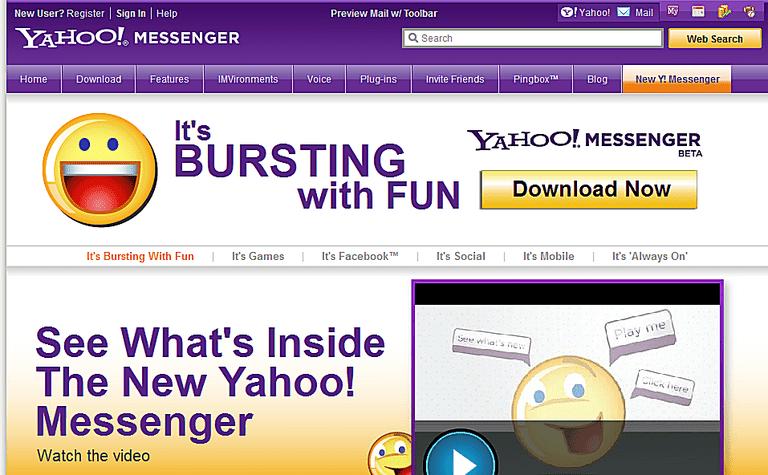 Yahoo Messenger 11 Download