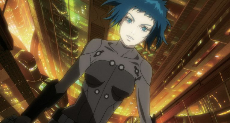 Ghost in the Shell: Arise Motoko Kusanagi