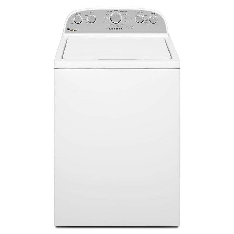 The best top load washer on the market - Best Overall Top Loading Whirlpool 4 3 Cu Ft High Efficiency Top Load Washer