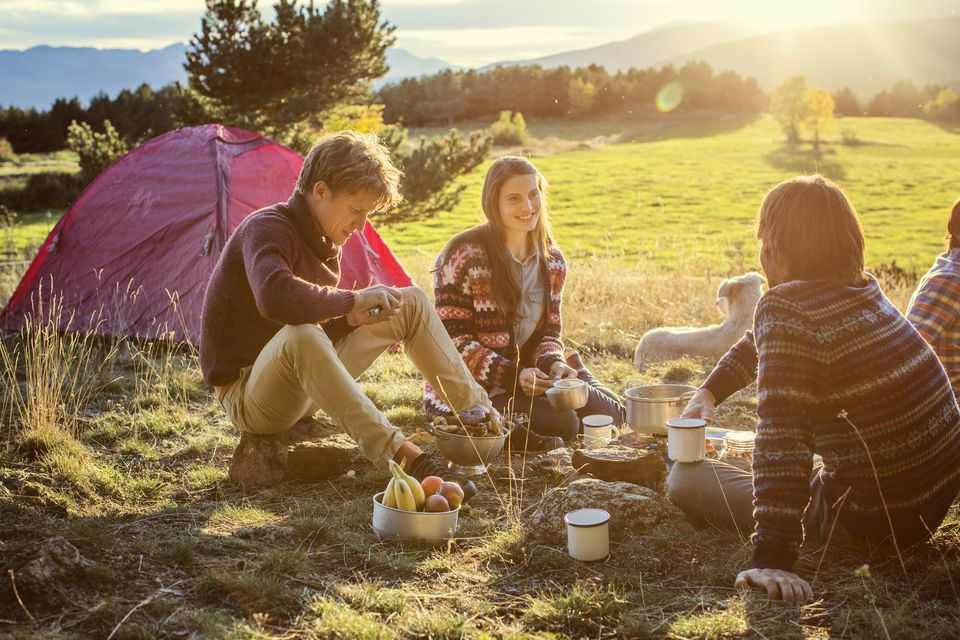 A few camping food essentials will make campground cooking simple and fun.