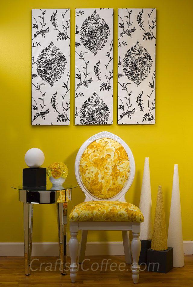 wall paper art