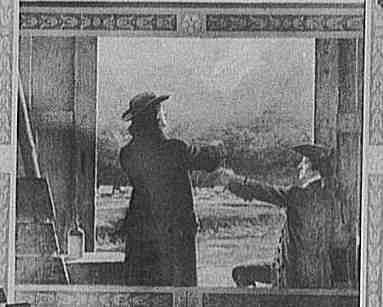 Benjamin Franklin Experiments With Kite