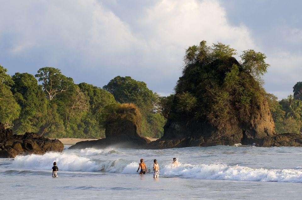 Costa Rica, Puntarenas Province, Manuel Antonio