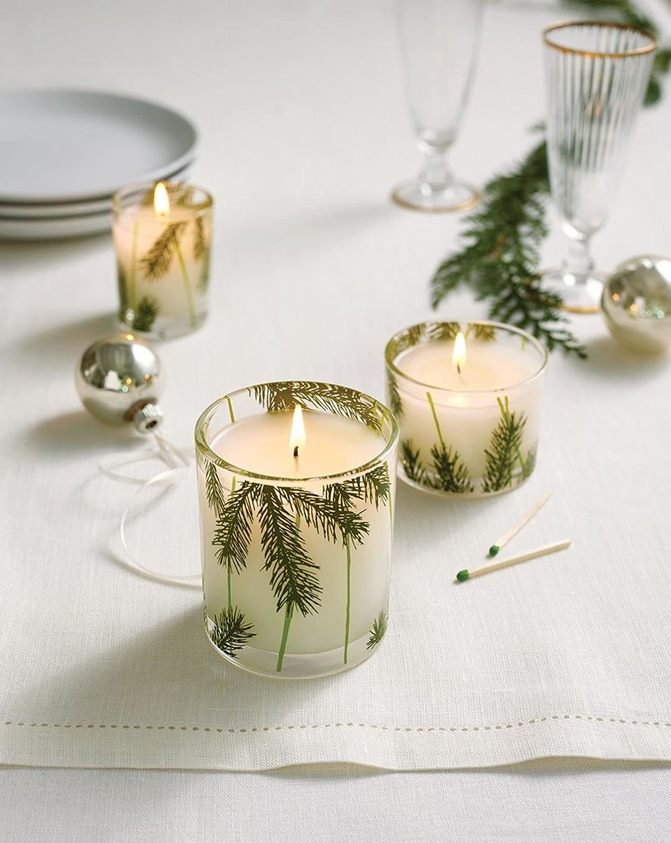 thymes-candle