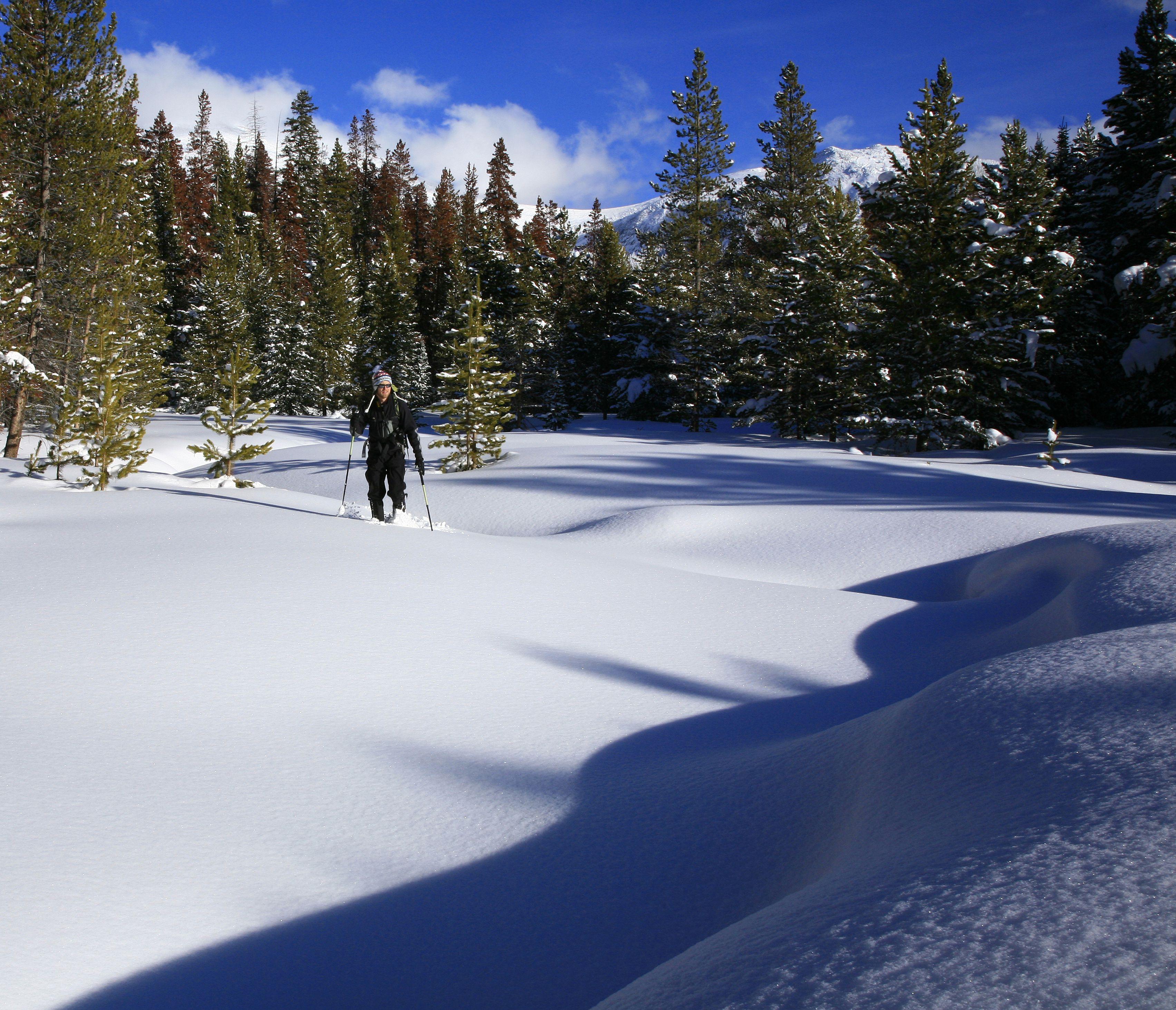 ski resorts and mountains near denver colorado
