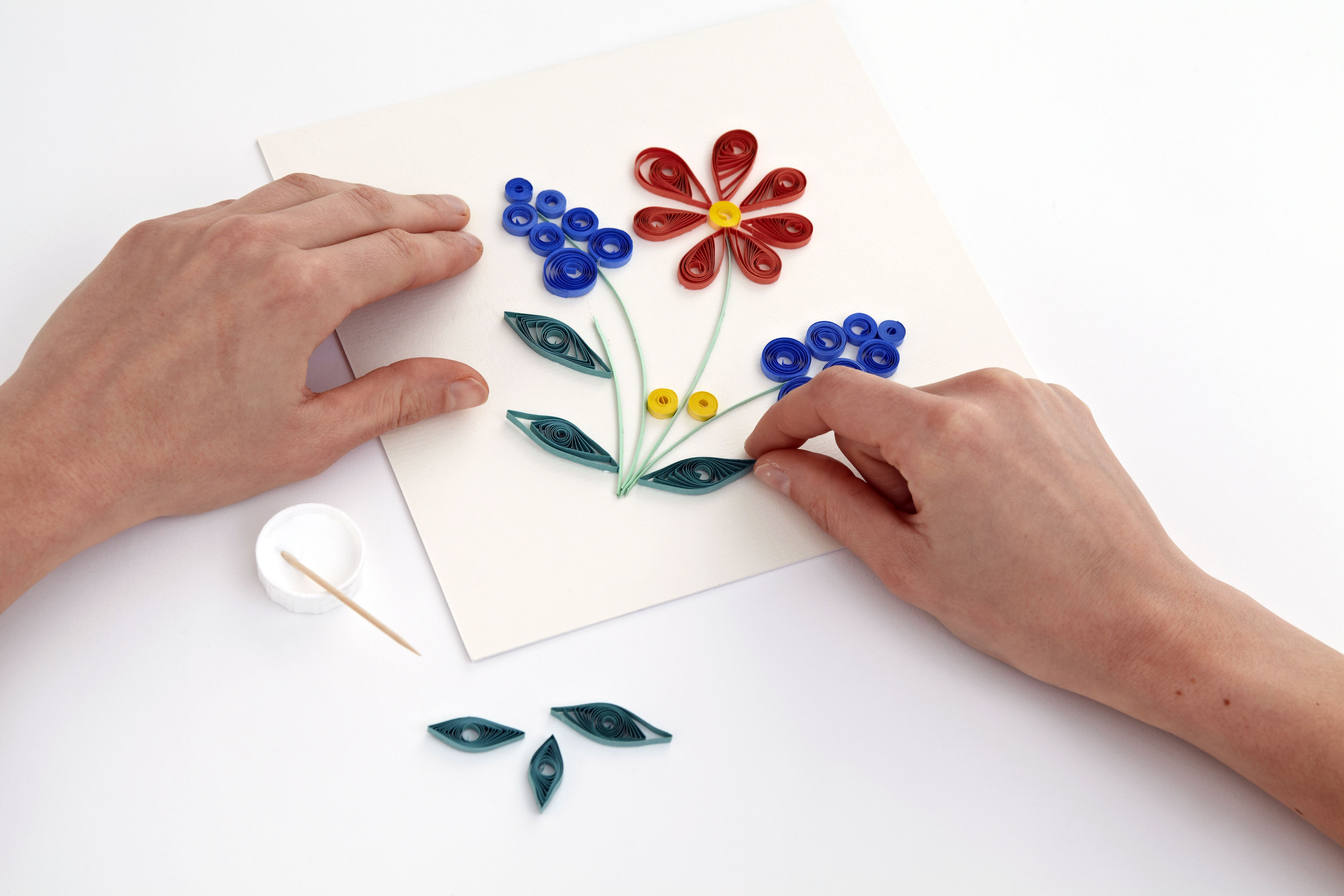 Paper quilling tips for beginners for Quilling designs for beginners