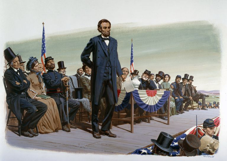 Examples Of Good Essays In English The Gettysburg Address By Abraham Lincoln Classic Speeches Classic American  Essays And Speeches Terrorism Essay In English also Topics For Essays In English Essay On Gettysburg Address The Gettysburg Address By Abraham  High School Argumentative Essay Topics