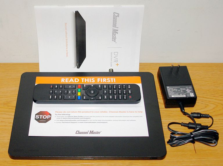 Channel Master DVR+ TV Antenna DVR Package