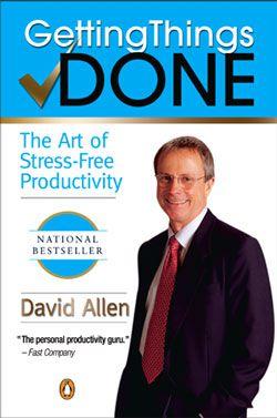 Getting Things Done, written by David Allen