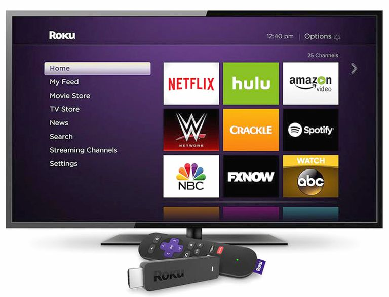 Roku Streaming Stick with Quad Core Processor and Dual Band Wifi