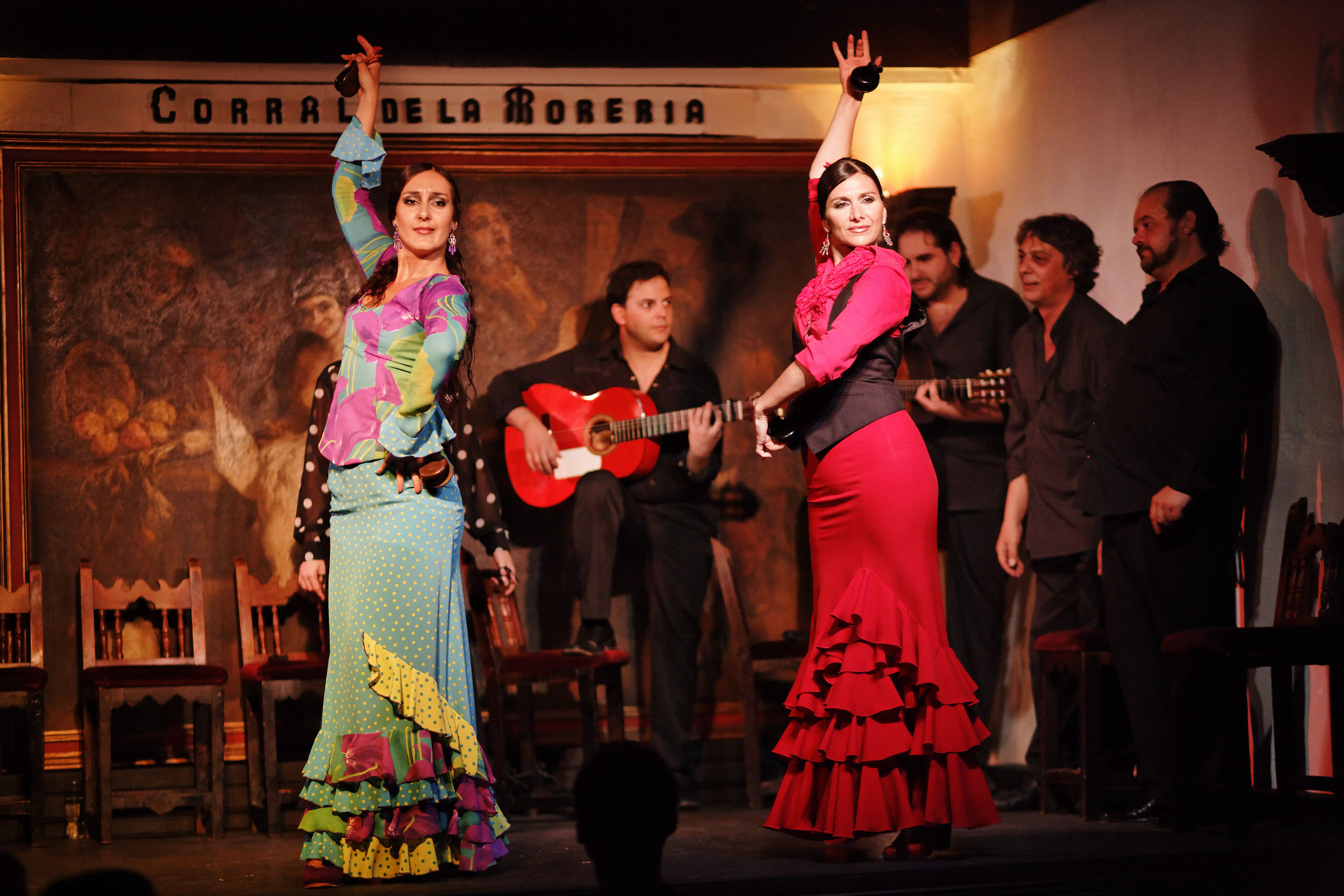 where to see flamenco in spain