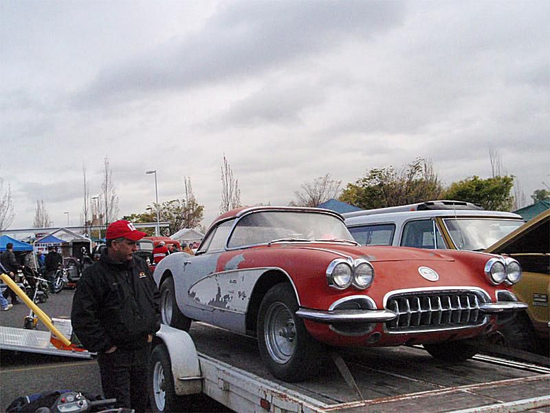 How to Sell a Corvette