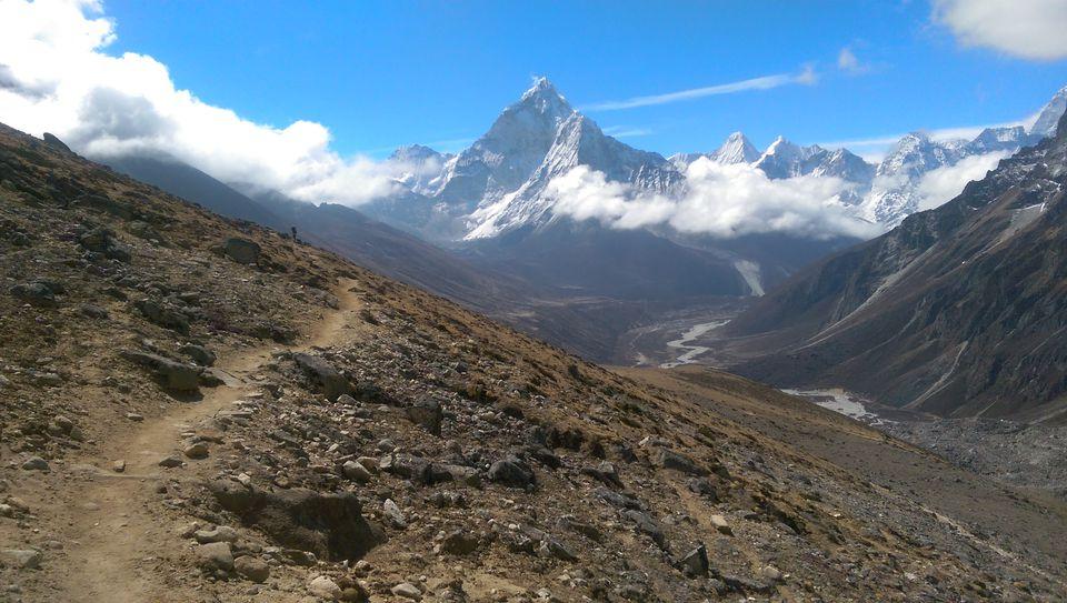 Travel to Nepal for trekking