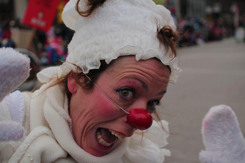 Montreal Santa Claus parade photos (Défilé du Père Noël).