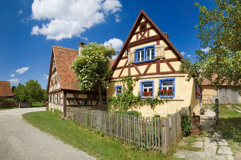 Germany cottage