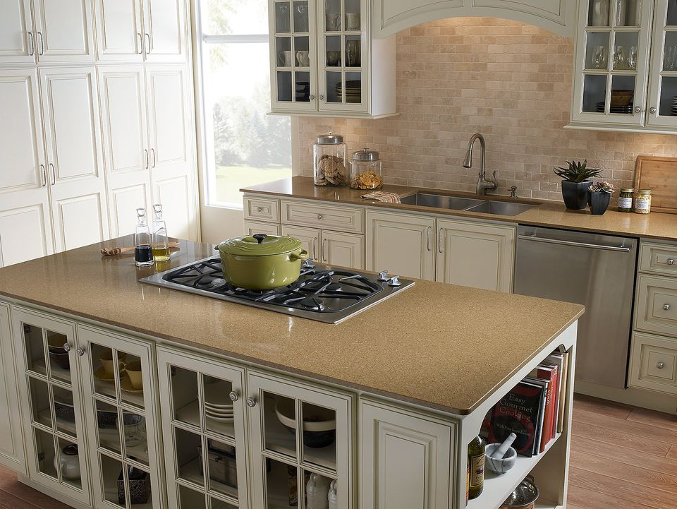 with surface island home ideas oustanding countertops countertop kitchen tile design u ceramic solid carts white backsplash
