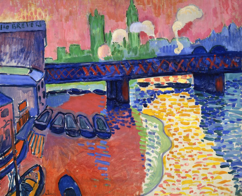 History of watercolor art - Fauvism Art History Of Fauvism Ca 1898 1908