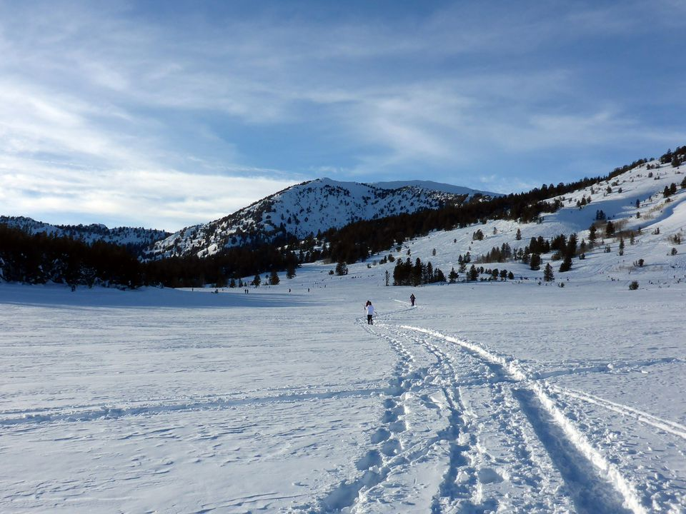 Tahoe Meadows cross country skiing