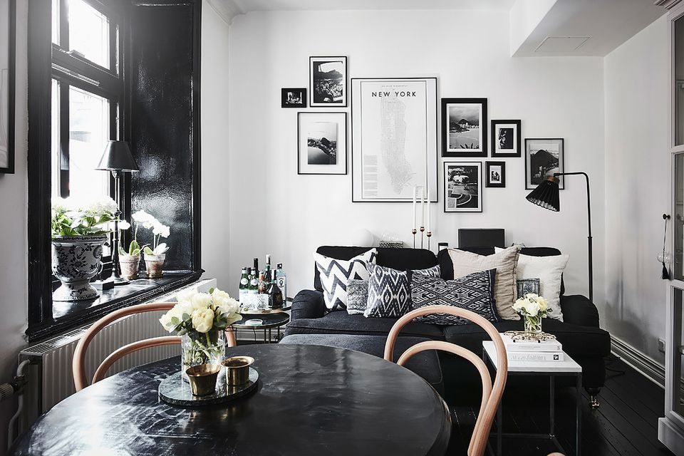 black furniture decor. perfect black entrance fastighetsm throughout black furniture decor