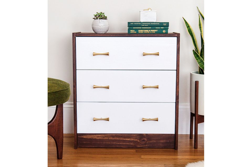 13 easy ikea hacks you can diy in a weekend or less. Black Bedroom Furniture Sets. Home Design Ideas