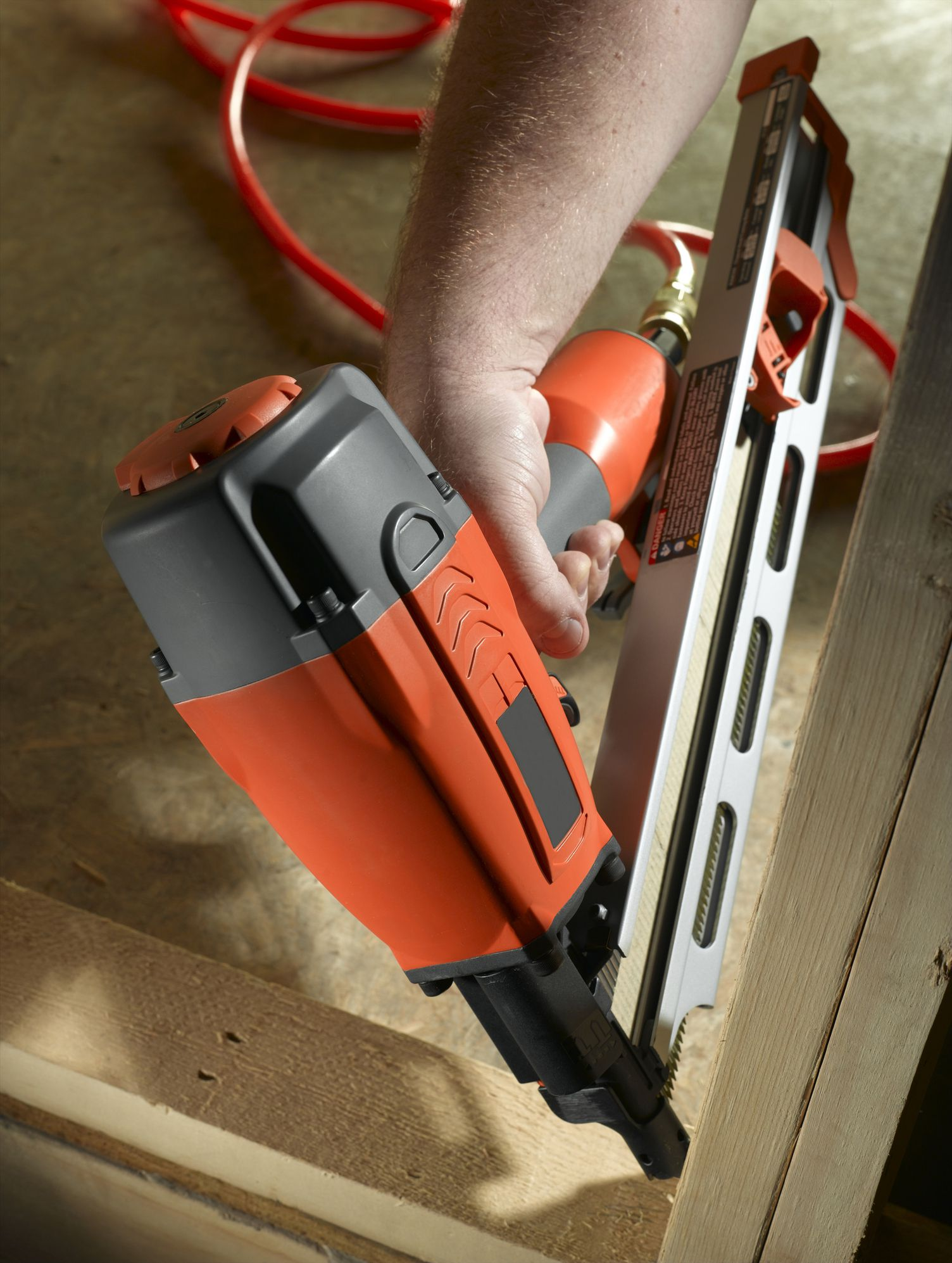 how to use a framing nailer safely and effectively. Black Bedroom Furniture Sets. Home Design Ideas