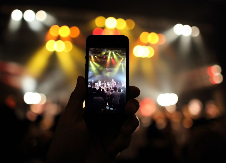 mobile video concert
