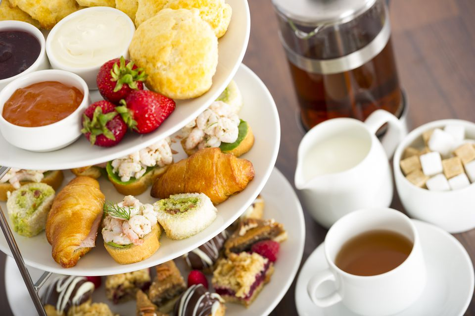 Difference Between Afternoon Tea And High