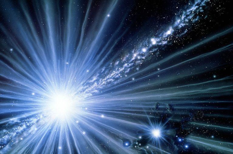 Gamma ray universe