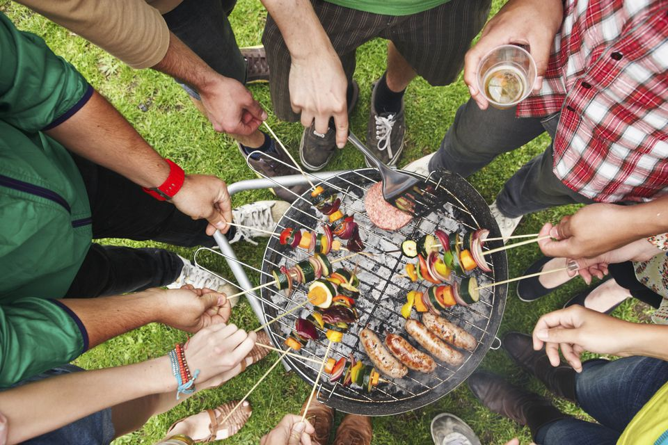 Backyard BBQ Party Recipes And Themed Menus