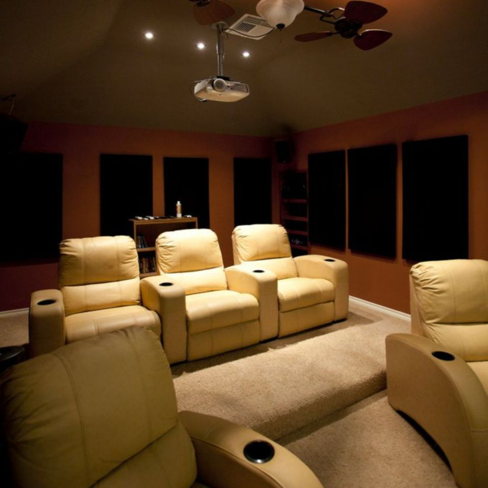 designing a home theater room. Another View of Tiered Seating In Home Theater 10 Maxims Perfect Room Design